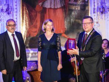 Olomouc rozdala Ceny města a přijala ocenění z Londýna / fotogalerie / 170-cena-mesta-2017